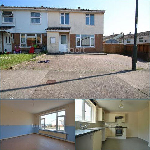 3 bedroom end of terrace house for sale - Pendennis Road, Torquay