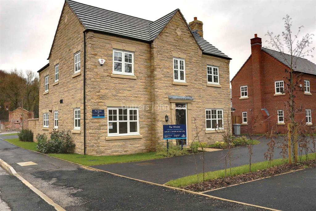 Winster Astbury Place, Congleton 4 bed detached house - £399,750 on