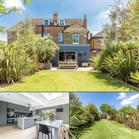 5 bedroom semi-detached house for sale - Elmfield Road, Wandsworth, London, SW17