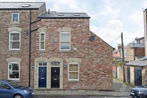 1 bedroom end of terrace house for sale - CAREY STREET, YORK, YO10 4DN