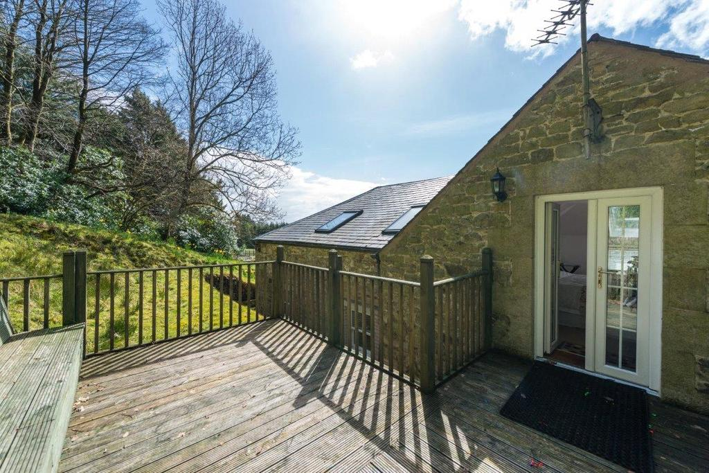 The Stables Decking