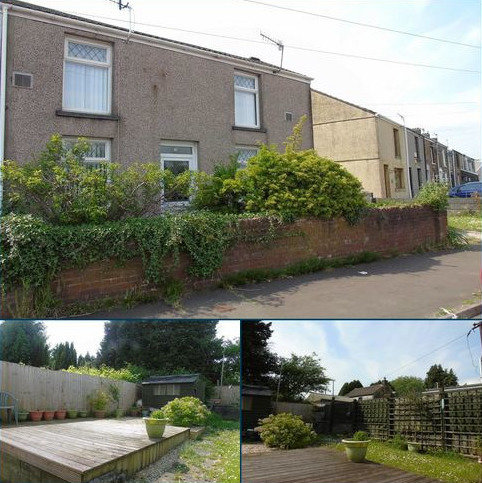 2 bedroom end of terrace house for sale - Bush Road, Morriston, Swansea