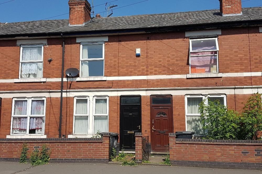 St Thomas Road Derby De23 2 Bed Terraced House 163 410