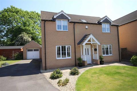 4 bedroom detached house for sale - Millstone Way, Waddingham, Gainsborough, Lincolnshire