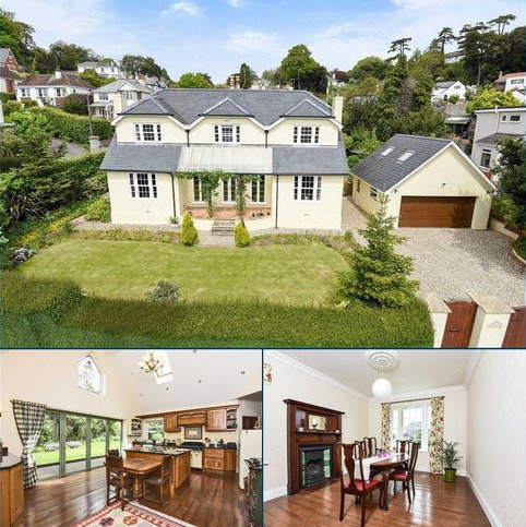 3 bedroom detached house for sale - St Katherines Road, Torquay, TQ1