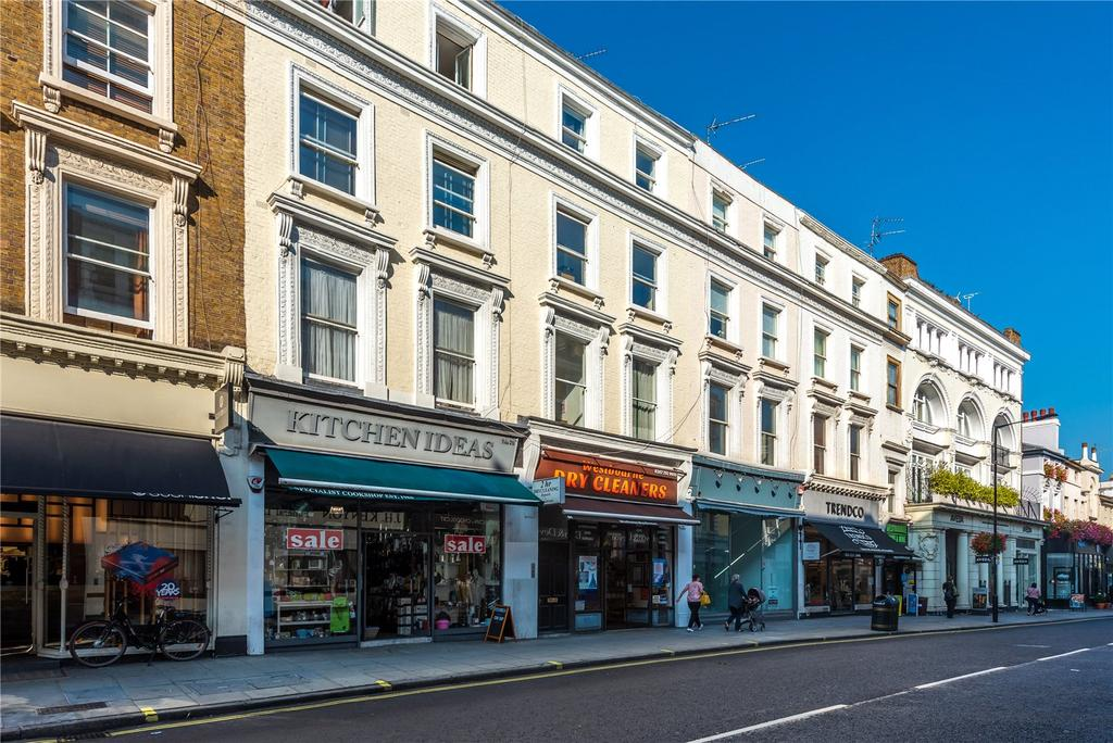 Westbourne Lofts 18 24 Westbourne Grove Notting Hill London W2 3