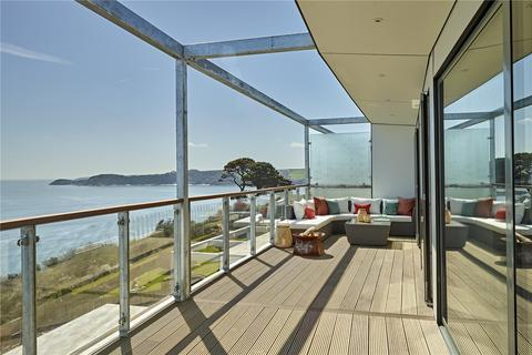 2 bedroom flat for sale - Sea Road, Carlyon Bay, St Austell, Cornwall, PL25