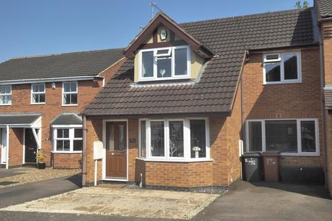 3 bedroom semi-detached house for sale - Tewkesbury Close, Buckingham Fields, Northampton, NN4