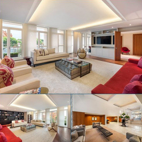 3 bedroom flat for sale - Lancelot Place, London, SW7
