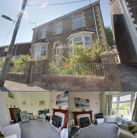 4 bedroom detached house for sale - Victoria Street, Blaina, Abertillery, Gwent