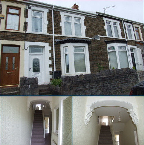 3 bedroom terraced house for sale - Shelone Terrace, Britton Ferry, Neath