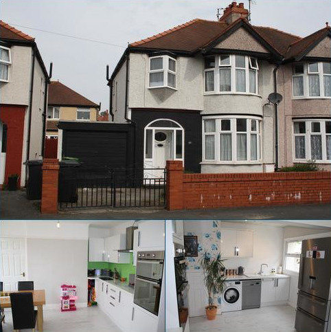 3 bedroom semi-detached house for sale - Terence Avenue, Rhyl