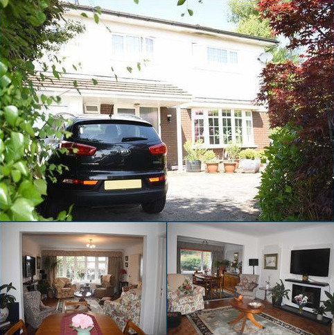 5 bedroom detached house for sale - St Andrews Close, Mayals, Swansea