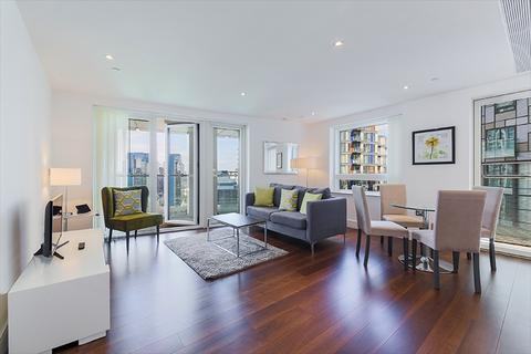 2 bedroom apartment for sale - Talisman Tower, Lincoln Plaza, Canary Wharf E14