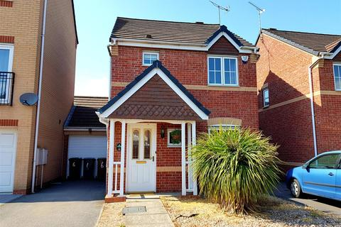 3 bedroom link detached house for sale - Kyle Road, Hilton, Derby