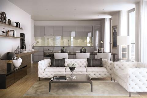 2 bedroom apartment for sale - Manhattan Plaza, Manhattan Tower, Canary Wharf E14