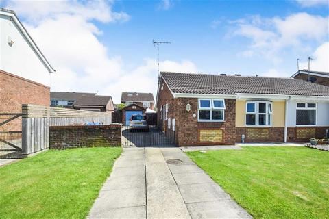 2 bedroom semi-detached bungalow for sale - Coronet Close, Hull, HU6