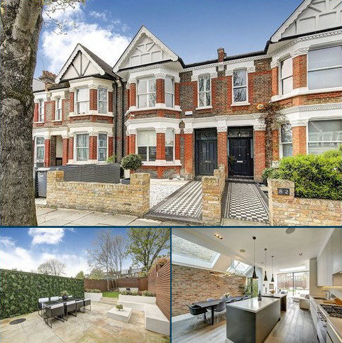 5 bedroom terraced house for sale - Harvist Road, Queen's Park, London, NW6