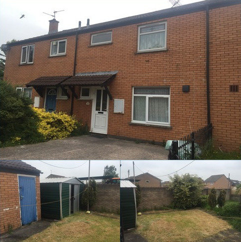 3 bedroom terraced house to rent - Brynmawr Close, St. Mellons, Cardiff CF3
