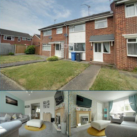 3 bedroom terraced house for sale - Malin Close, Alvaston