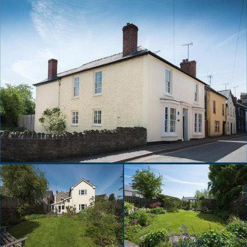 4 bedroom detached house for sale - Roseland, Broad Street, Presteigne, Powys