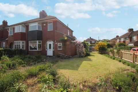 3 bedroom semi-detached house for sale - MILLFIELD LANE, YORK, YO10 3AL