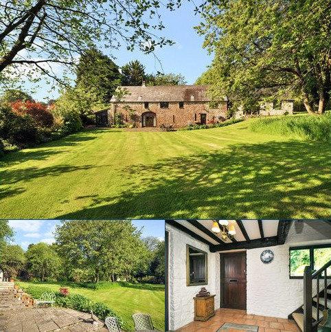 4 bedroom detached house for sale - Newton, Cowbridge, Vale Of Glamorgan, CF71