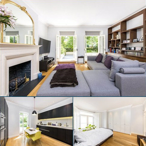 3 bedroom flat for sale - Randolph Crescent, London, W9