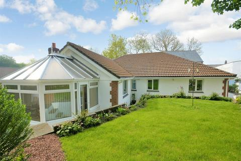 4 bedroom detached bungalow for sale - St Georges Road, Nanpean, ST AUSTELL, Cornwall