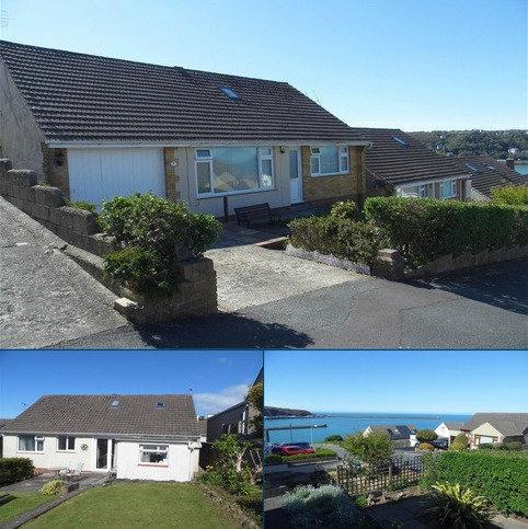 2 bedroom detached bungalow for sale - 10 Heol Trefin, Pen-yr-Aber, Fishguard, Pembrokeshire