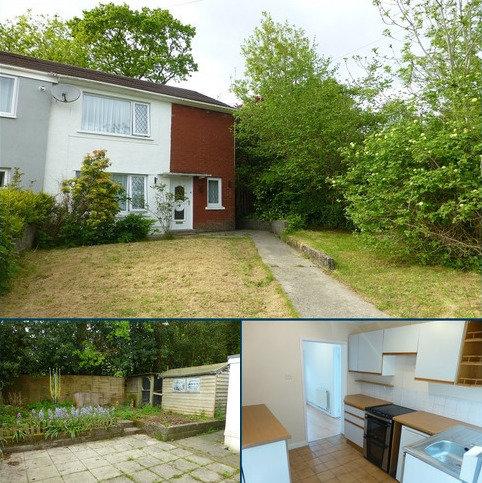 2 bedroom semi-detached house for sale - Hendre Road, Garnant, Ammanford, Carmarthenshire.