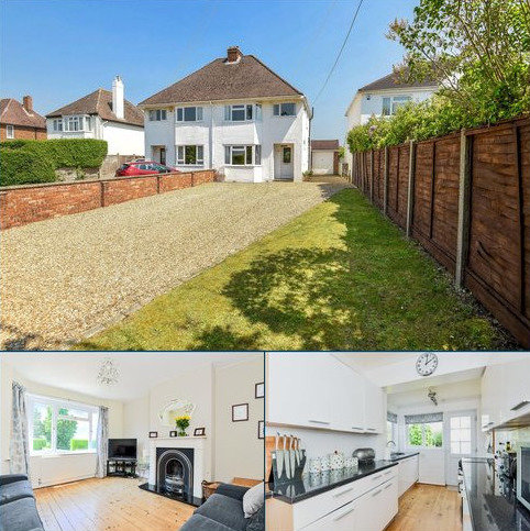 3 bedroom semi-detached house for sale - Park Lane, Old Basing, Basingstoke, RG24