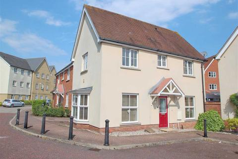 3 bedroom link detached house for sale - Weetmans Drive, Myland, Colchester
