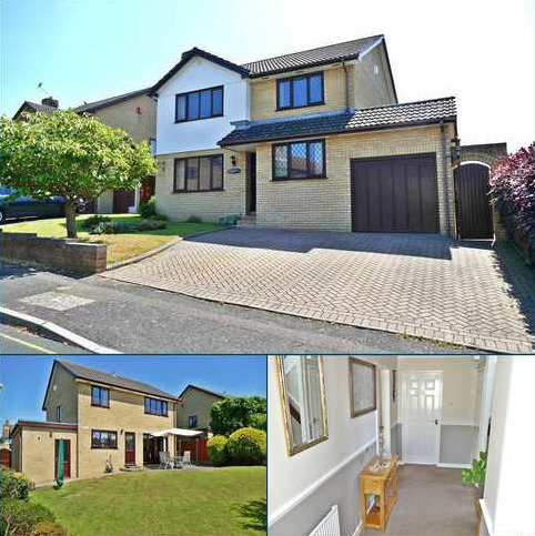 4 bedroom detached house for sale - Laidlaw Close, Poole