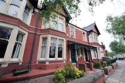 4 bedroom terraced house for sale - Kimberley Road, Penylan, Cardiff, CF23