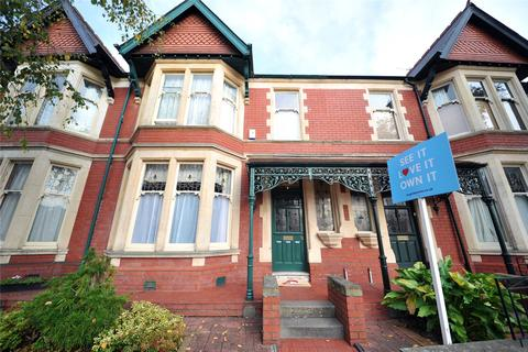 4 bedroom terraced house for sale - Kimberley Road, Penylan, Cardiff, CF23