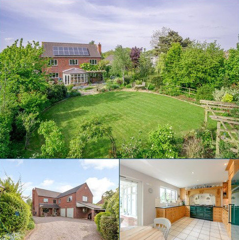 5 bedroom detached house for sale - Horsemans Green, Whitchurch, Shropshire