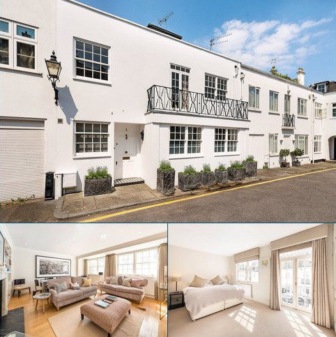 2 bedroom house for sale - Campden House Close, Kensington, London
