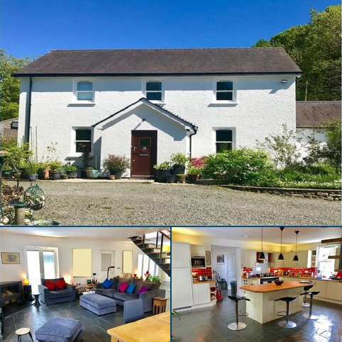 2 bedroom detached house for sale - Cynghordy, Llandovery, Carmarthenshire.