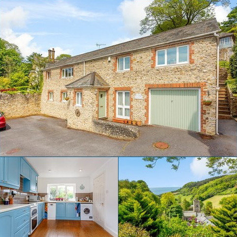 4 bedroom detached house for sale - Salcombe Regis, Sidmouth, Devon