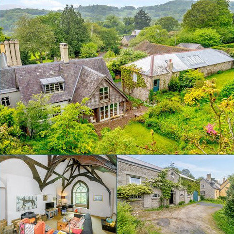 5 bedroom semi-detached house for sale - Mapstone Hill, Lustleigh, Newton Abbot, Devon
