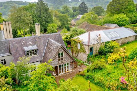 5 bedroom semi-detached house for sale - Mapstone Hill, Lustleigh, Newton Abbot, Devon