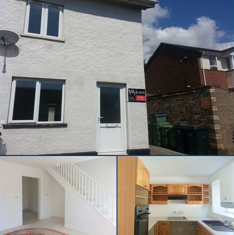2 bedroom terraced house to rent - Bradley Lane, Newton Abbot