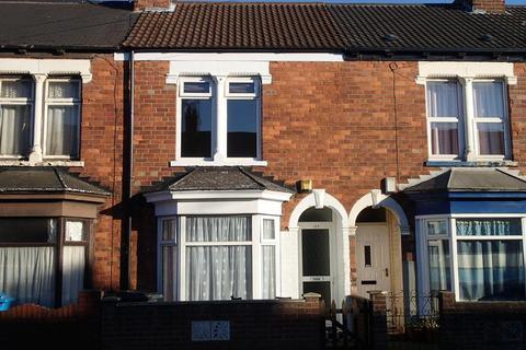 2 bedroom terraced house to rent - Belvoir Street, Hull, HU5 3LS