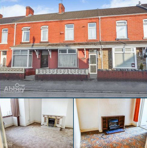 3 bedroom terraced house for sale - Old Road, Briton Ferry, Neath, SA11 2EY