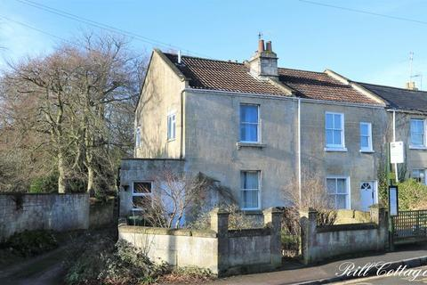 2 bedroom end of terrace house for sale - Combe Road, Combe Down, Bath