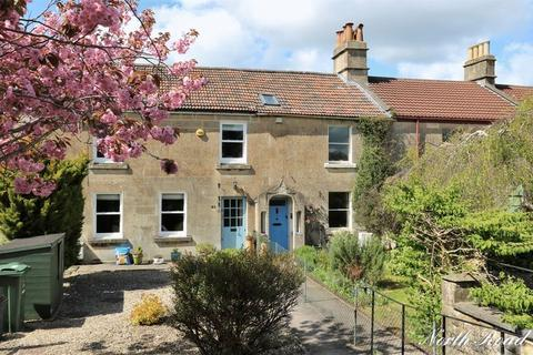 2 bedroom terraced house for sale - North Road, Combe Down, Bath
