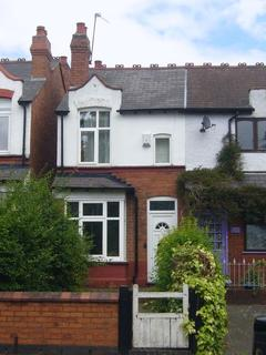 2 bedroom terraced house to rent - Court Oak Rd, Harborne B17 - 2 bedroom terraced house