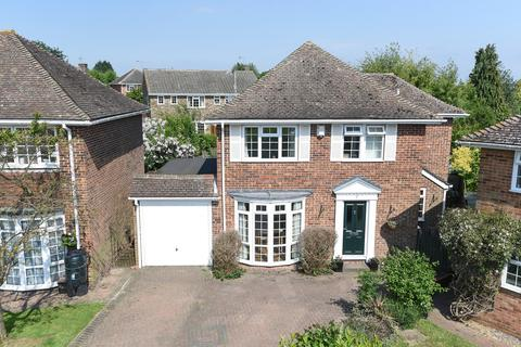 4 bedroom detached house for sale - Coxheath, Maidstone