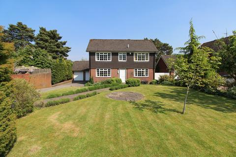 4 bedroom detached house for sale - The Dell, Ashgate, Chesterfield
